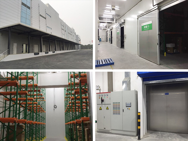 China Resources Suzhou Li'an Pharmaceutical Co., Ltd. Logistics Center Medical Cold Storage Project