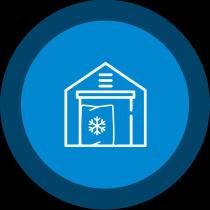 Frozen Food Storages