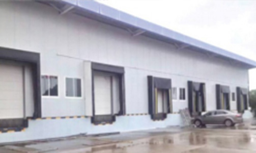 Kuajingtong – Esen International Commerce Fresh Fruit and Vegetable Base Cold Storage Project