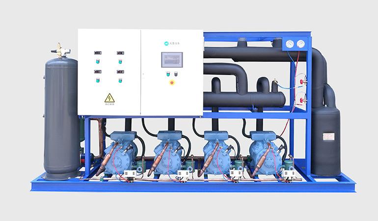 Air-cooled Semi-hermetic Compressor Rack (-5~5℃)
