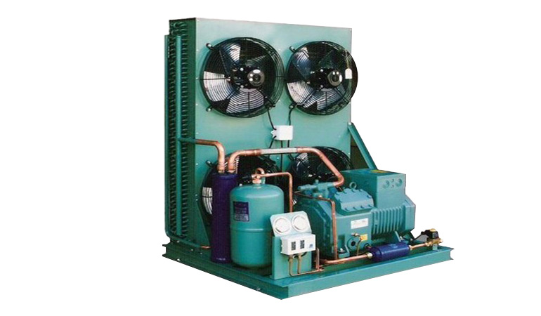 Air-Cooled Open-type Piston Condensing Unit (-10~5℃)