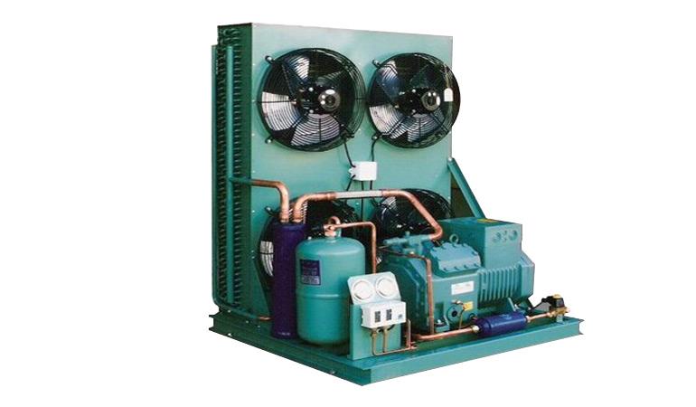 Bitzer Compressor Condensing Unit for -20~-15 ℃ Cold Storage