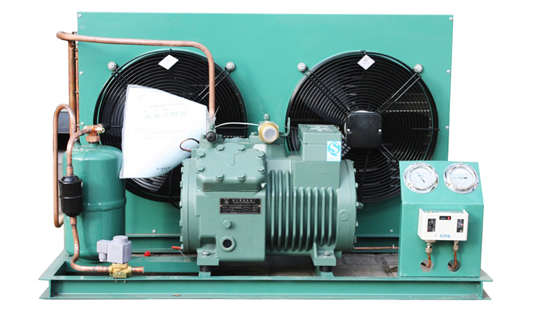 GEA Bock Open-type Air-cooled Condensing Unit (-10~-5℃)