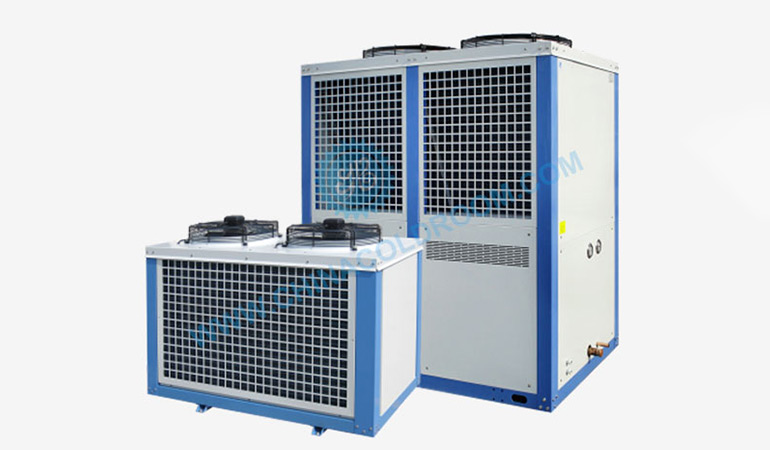Air-Cooled Semi-hermetic Piston Condensing Unit (-10~5℃)