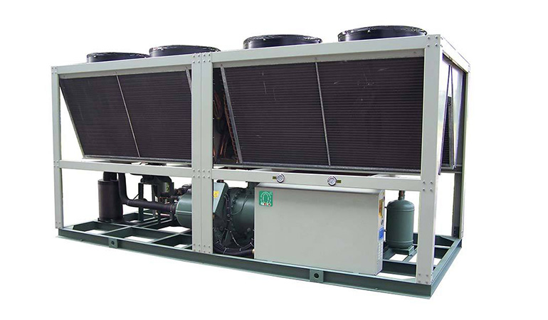 Air-cooled Screw Chillers