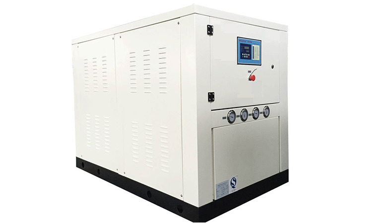 Box Type Water-cooled Chiller