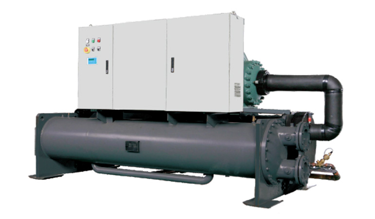 Water-cooled Falling-film Screw Chiller